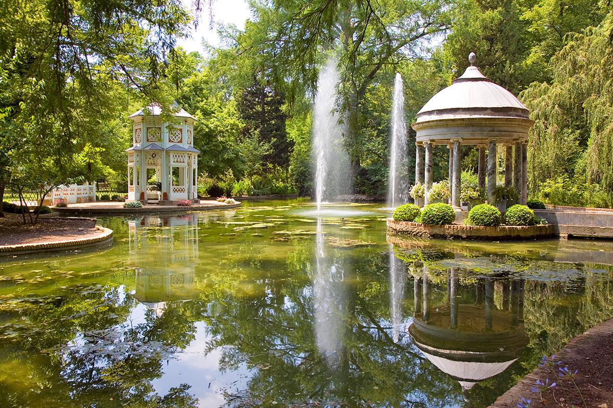Madrid y seis patrimonios de la humanidad acualis travel for Aranjuez palacio real y jardines