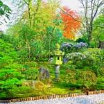 Jardín japonés de Clingendael.