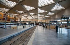 Viajar en tren por España y Portugal