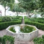 Jardines del Palacio de Lousa