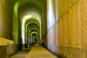 El Acueducto de Aguas Livres en Lisboa